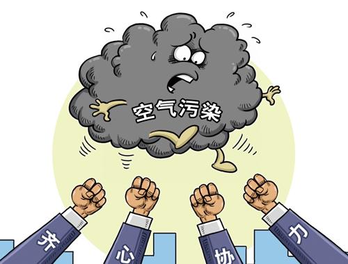 """【理上网来·热点解析】以""""天-地-人""""协同治理举措应对雾霾"""