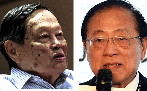 2 famed scientists enlisted by CAS