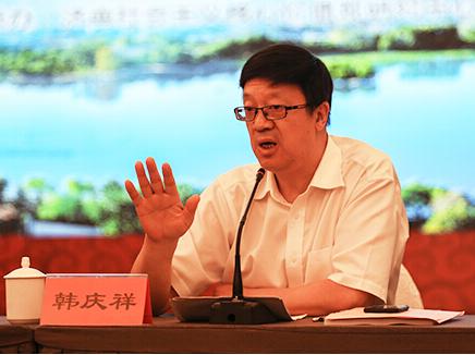 【光明网专论】韩庆祥:治国理政哲学思想与人民共创共享共治