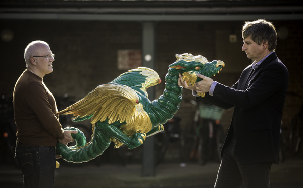 Dragons returning to London after 230 years