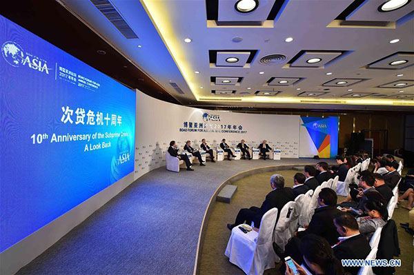 Xi's call for fairer globalization backed