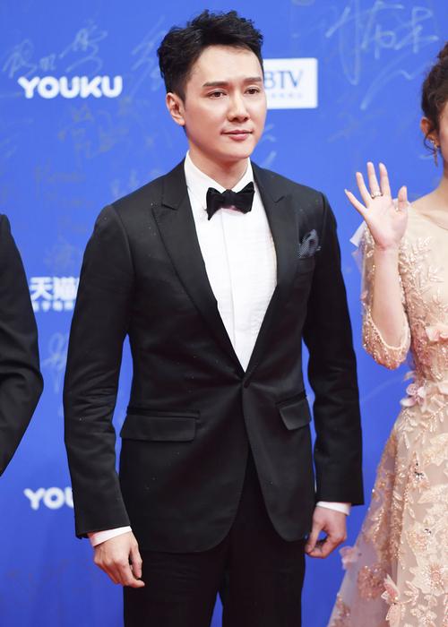 帅气的唐僧冯绍峰