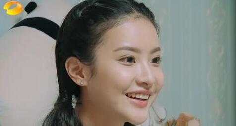 赖雨濛小演员一枚,从她的问题可以看出,非常的小女生。