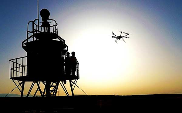 Drones will help Xinjiang fight terror