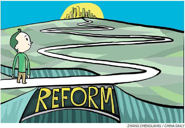 No retreat on reforms as growth rises
