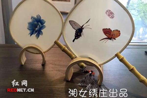 首屆湖南文創設計大賽30件獲獎作品實物將亮相深圳文