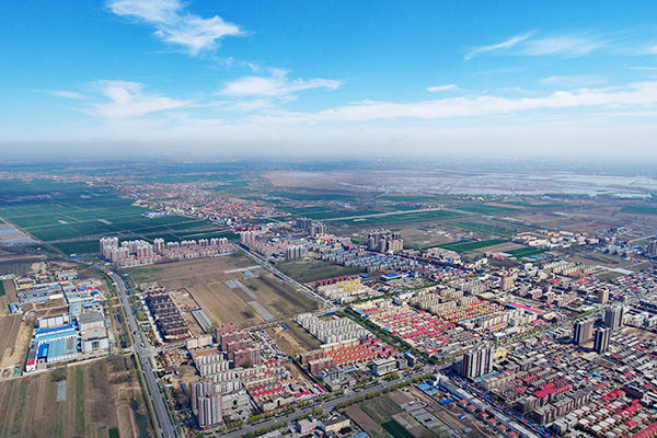 Official promises tight control of property development in Xiongan