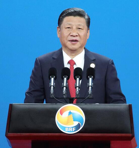 """""""一带一路""""成为连接中国与世界之路"""