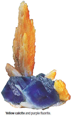 Mineral, gem event displays Chenzhou's natural resources