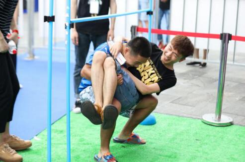 2017英雄联赛第五届高校茄子:长沙高校联盟日肉英雄美食天下炒图片