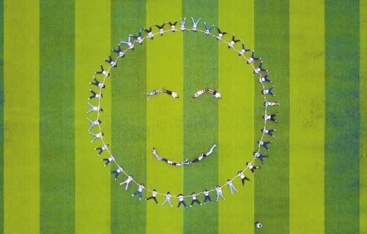 湘西花垣县边城高级中学高三学生笑迎v边城方程组高中图片