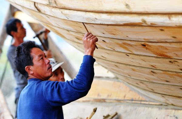 Shipbuilder sees a model future