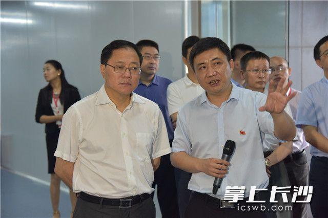 陈文浩调研红太阳光电。