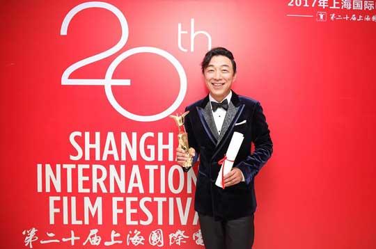 黄渤电影《冰之下》获上海国际电影节最佳男演员