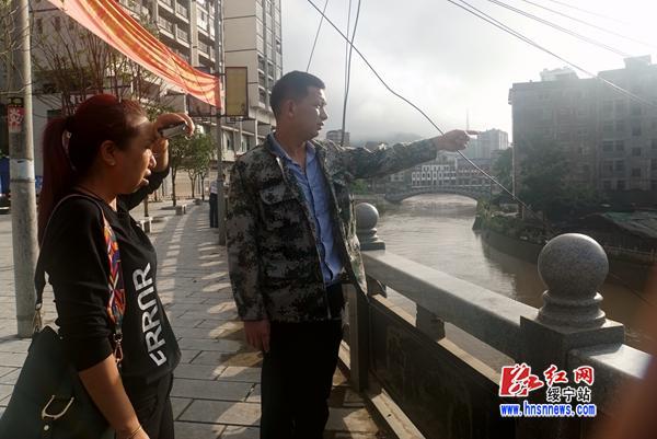 绥宁县干部认真值守 保障卫生防疫工作顺利开展