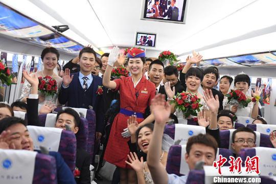 """宝兰高铁开通运营中国高铁实现""""横贯东西""""(图)"""