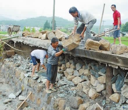 湖南防汛抗洪进入全面恢复重建阶段
