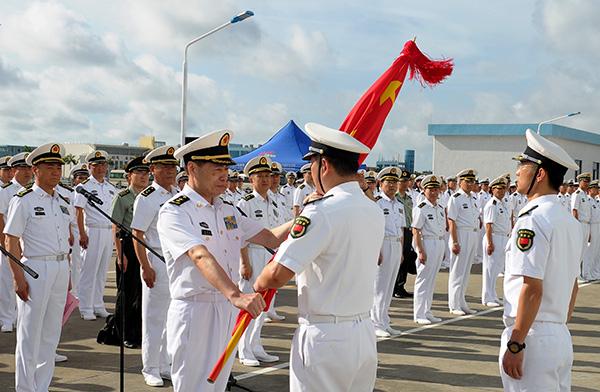 PLA establishes base in Horn of Africa