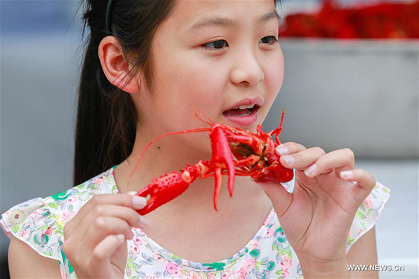 Crayfish came from China, not North America