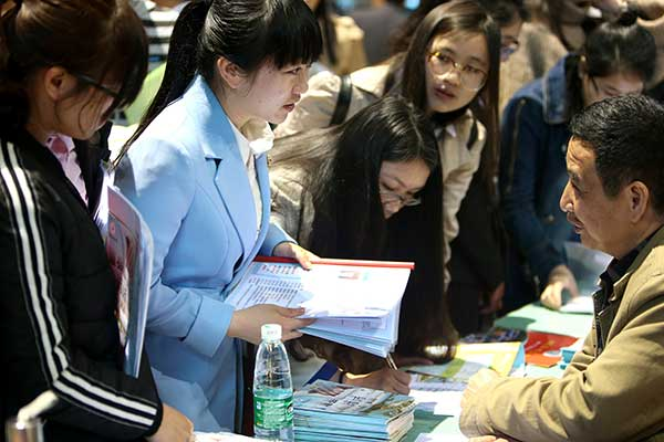 More graduates choosing to work in second-tier cities