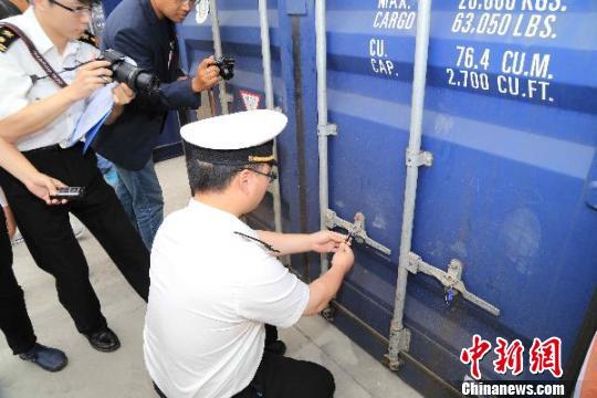 杭州海关破获建关以来最大成品油走私案