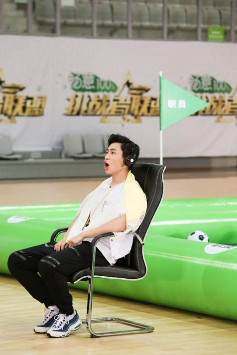 《挑盟3》上演甜蜜罗曼史 范冰冰联手韩庚团灭欧弟
