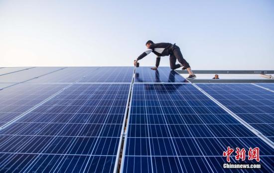 中国太阳能电池板老化隐忧:回收利用面临挑战