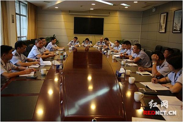 长沙县地税局开展集体廉政谈话 明责任促履职