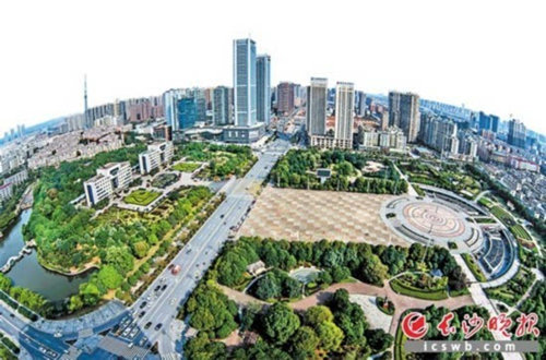 Changsha county allocates 50m yuan to boost modern services