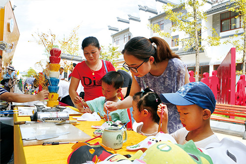 Agriculture celebrated in Changsha