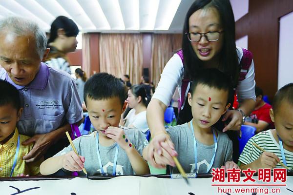多样开学礼!湖南各地开学特色开展第一课小学尖子生图片