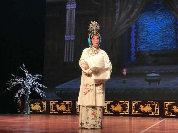 Guizhou club gives Chinese opera fans a platform to perform