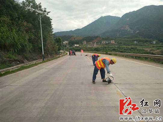 江华:预防性养护提高公路使用寿命