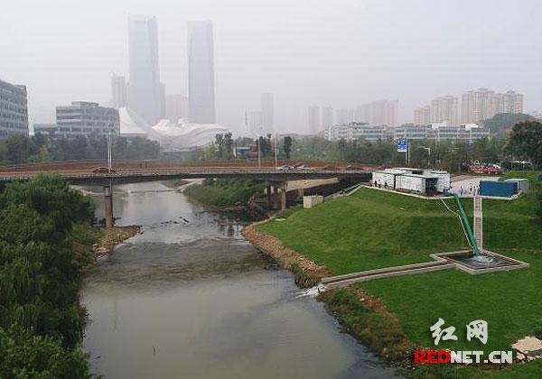 湖南首次采用超磁分离技术对污水进行处理