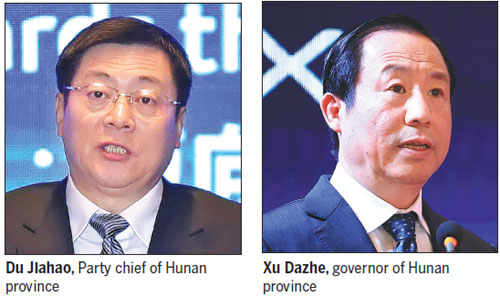 Hunan looks to advance Belt and Road