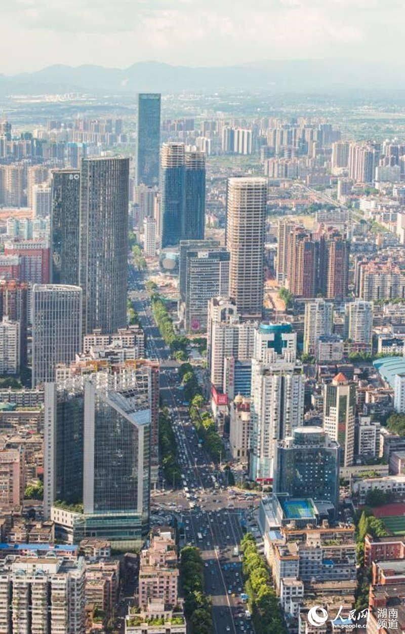 """长沙市开福区:军民融合共发展 科技创新促""""北富""""【6】"""