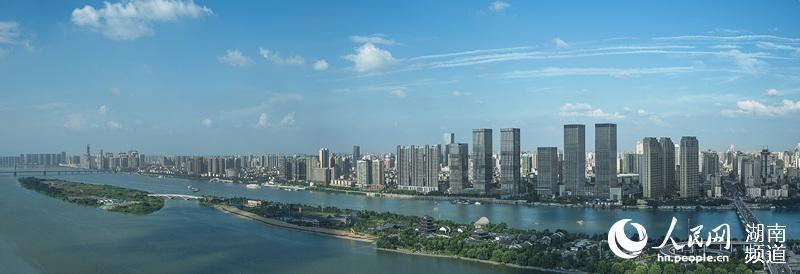 """长沙市开福区:军民融合共发展 科技创新促""""北富""""【4】"""