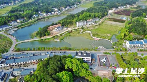 Aquaculture to net Changsha village prosperity