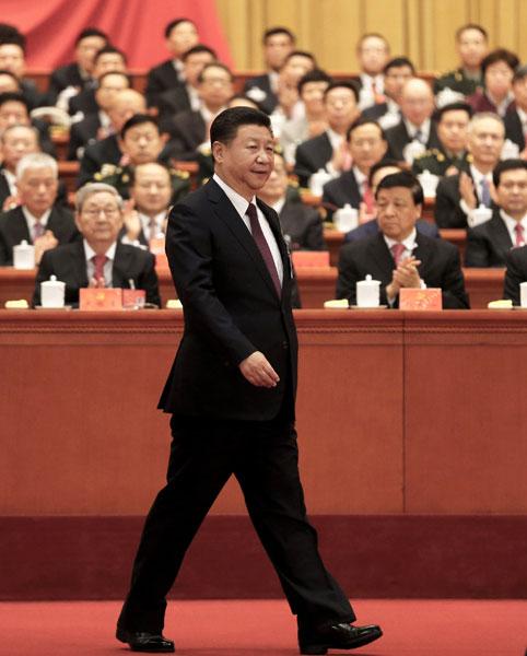 Xi pledges 'new era' in building moderately prosperous society