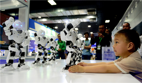 Breakthroughs confirm China's rise as a global high-tech player