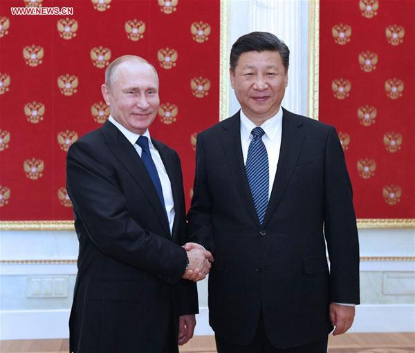 Stronger Sino-Russian ties help Eurasian integration