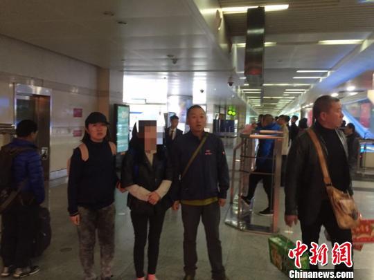 大连警方3天内抓获和劝返3名境外逃犯(图)