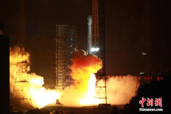 China upgrades satellite navigation system