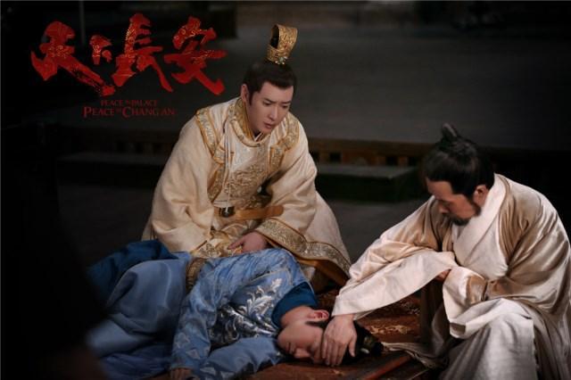 韩栋《天下长安》展家国情怀 对阵戏骨过足瘾