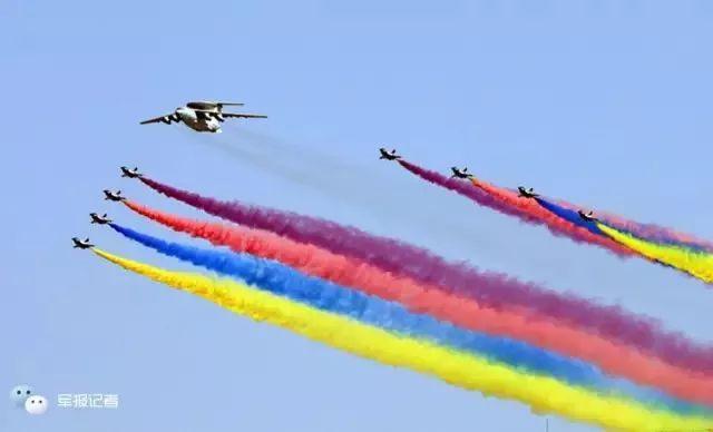 68岁生日快乐!人民空军