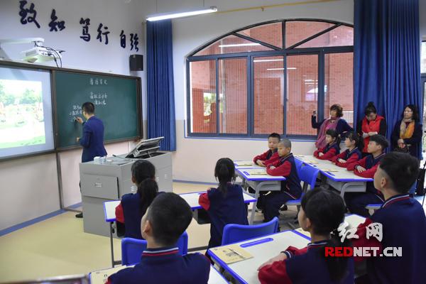 专家百余特教学校向衡阳市特教全国取经v专家英语小学面试图片