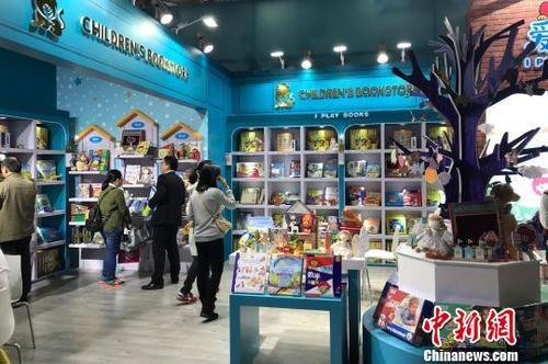 2017上海国际童书展落幕中国童书市场版权交易火热