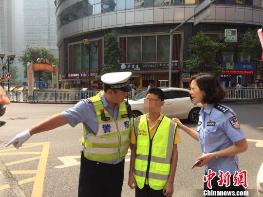 重庆开展最强力道路交通违法整治重点查处十类违法
