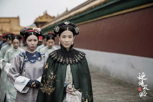 Chinese TV shows win foreign fans