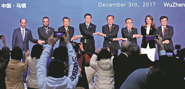 Xi: All aboard internet express